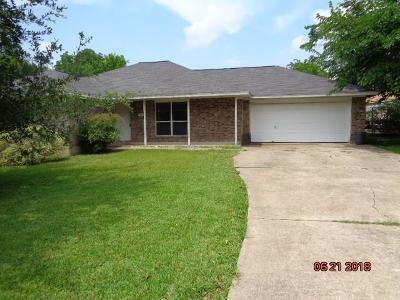 Willis Single Family Home For Sale: 12822 Lake Conroe Hills
