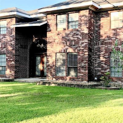 Houston Single Family Home For Sale: 1827a Isom Street