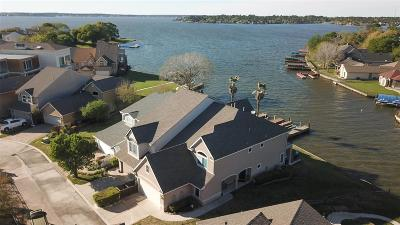 Willis Condo/Townhouse For Sale: 11452 Spinnaker Cove