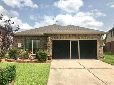 Porter Single Family Home For Sale: 21547 Cotton Valley Lane
