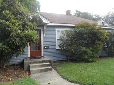 Houston Multi Family Home For Sale: 1129 E 14th Street