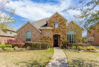 Katy Single Family Home For Sale: 10010 Touhy Lake Drive