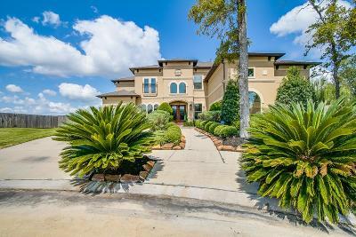 Missouri City Single Family Home For Sale: 6907 Diamondleaf Court