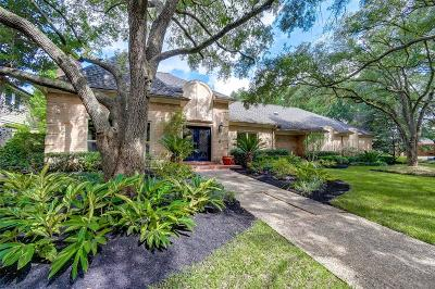 Houston Single Family Home For Sale: 1219 Emerald Green Lane