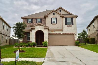 Houston Single Family Home For Sale: 12635 Mint Arbor