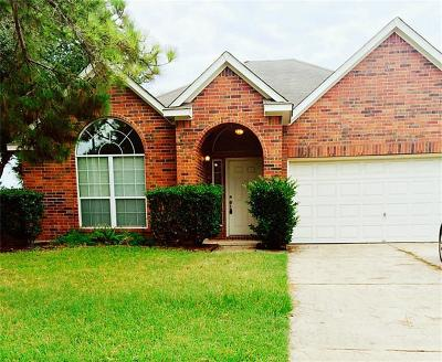 Katy Single Family Home For Sale: 3603 Banks Run Lane