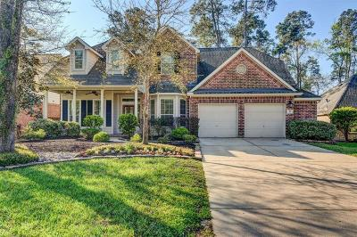 The Woodlands Single Family Home For Sale: 10 Fresh Pond Place