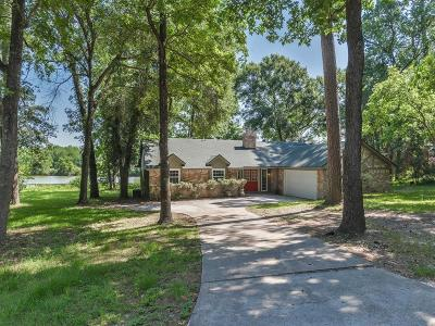 Conroe Single Family Home For Sale: 413 Brook Hollow Drive