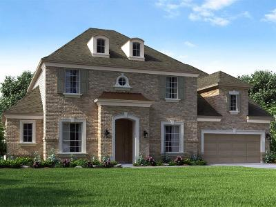Sugar Land Single Family Home For Sale: 4611 Feather Cove Court