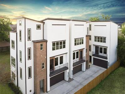 Rice Military Condo/Townhouse For Sale: 4210 Eli Street #A