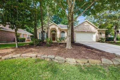 The Woodlands Single Family Home For Sale: 39 E Hobbit Glen Drive