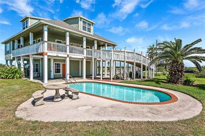 Galveston County Single Family Home For Sale: 979 Rancho Carribe Drive