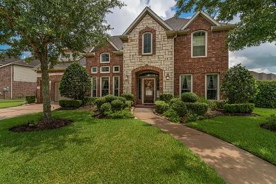 Pearland Single Family Home For Sale: 2709 Ravens Creek Drive