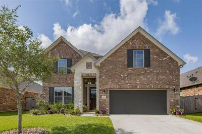 Pearland Single Family Home For Sale: 3624 Bosc Drive