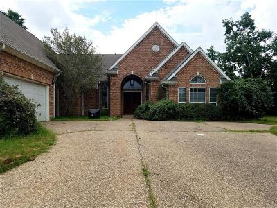 Montgomery Single Family Home For Sale: 78 Lake Estates Drive