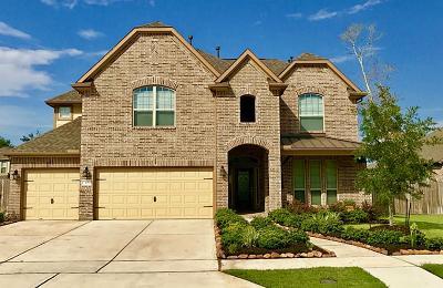Missouri City Single Family Home For Sale: 15 Via San Carlo Drive