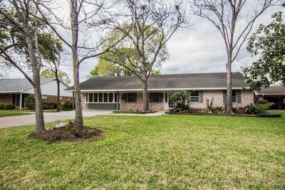 Rosenberg Single Family Home For Sale: 1109 Timber Lane