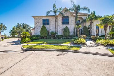 League City Single Family Home For Sale: 1015 Island View