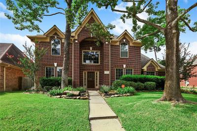 Spring Single Family Home For Sale: 3714 Cedar Glen Lane
