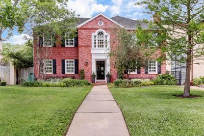 Single Family Home For Sale: 2526 Blue Bonnet Boulevard