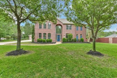 Magnolia Single Family Home For Sale: 11818 Live Oak Drive
