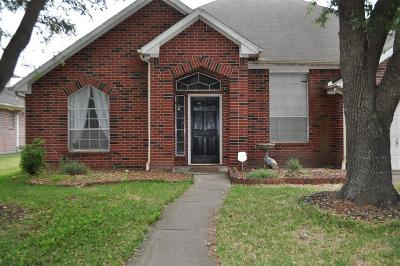 Fort Bend County Single Family Home For Sale: 8314 Soledad Drive