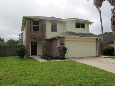 Houston Single Family Home For Sale: 12610 Pine Bush Drive