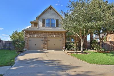 Fulshear Single Family Home For Sale: 5558 Cedar Elm Lane