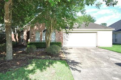 Humble Single Family Home Pending: 18235 Bluewater Cove Drive