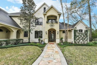 Tomball Single Family Home For Sale: 8503 Haven Way