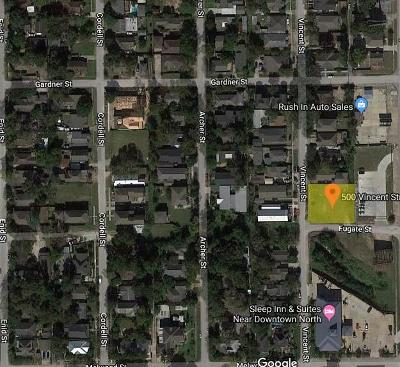 Residential Lots & Land For Sale: 500 Vincent