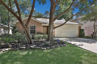 The Woodlands TX Single Family Home For Sale: $218,000