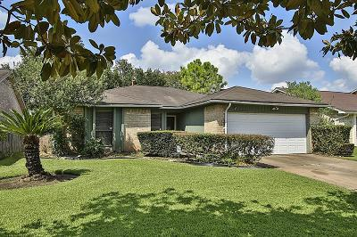 Sugar Land Single Family Home For Sale: 3015 Winchester Way