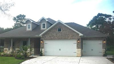Single Family Home For Sale: 23415 Green Forest