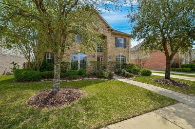 Katy Single Family Home For Sale: 25607 Tower Side Lane