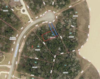Montgomery County Residential Lots & Land For Sale: 27538 Hunter Creek Court