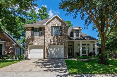 Eagle Springs Single Family Home For Sale: 18211 Red Eagle Court