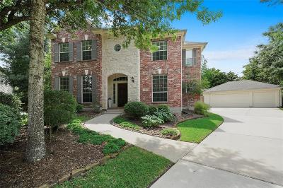 The Woodlands Single Family Home For Sale: 18 E Shale Creek Court