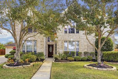 Pearland Single Family Home For Sale: 11601 Shoal Landing