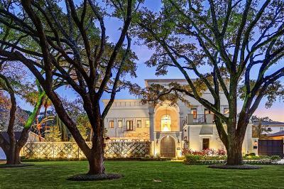 Bellaire Single Family Home For Sale: 5115 Braeburn Drive