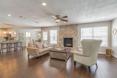 Houston Single Family Home For Sale: 2019 Briarlee Drive
