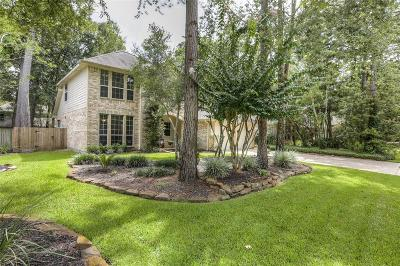 The Woodlands Single Family Home For Sale: 10 Wind Harp Place