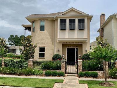 Shenandoah Single Family Home Pending: 183 McGoey Circle
