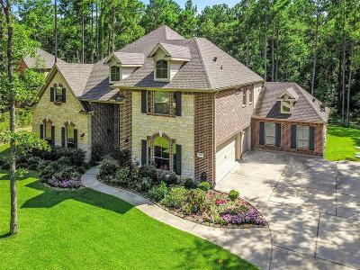 Conroe Single Family Home For Sale: 9567 Longmire Oaks Drive