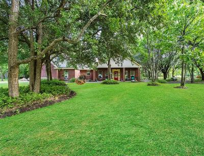 Dayton Single Family Home For Sale: 2284 Cr 661
