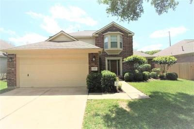 Sugar Land Single Family Home For Sale: 410 Darby Trails Drive