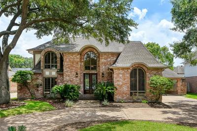 Harris County Single Family Home For Sale: 1011 Fleetwood Place Drive