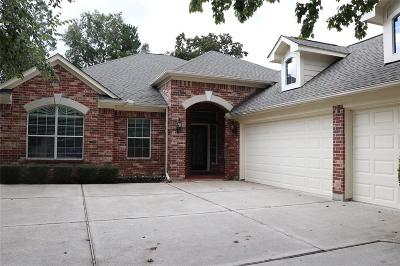 Conroe Single Family Home For Sale: 22 Carriage House Way