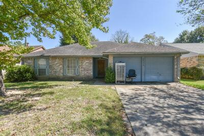 Humble Single Family Home For Sale: 20430 Rustwood Lane