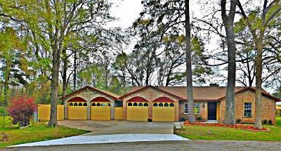 Huffman Single Family Home For Sale: 702 Corydon Drive